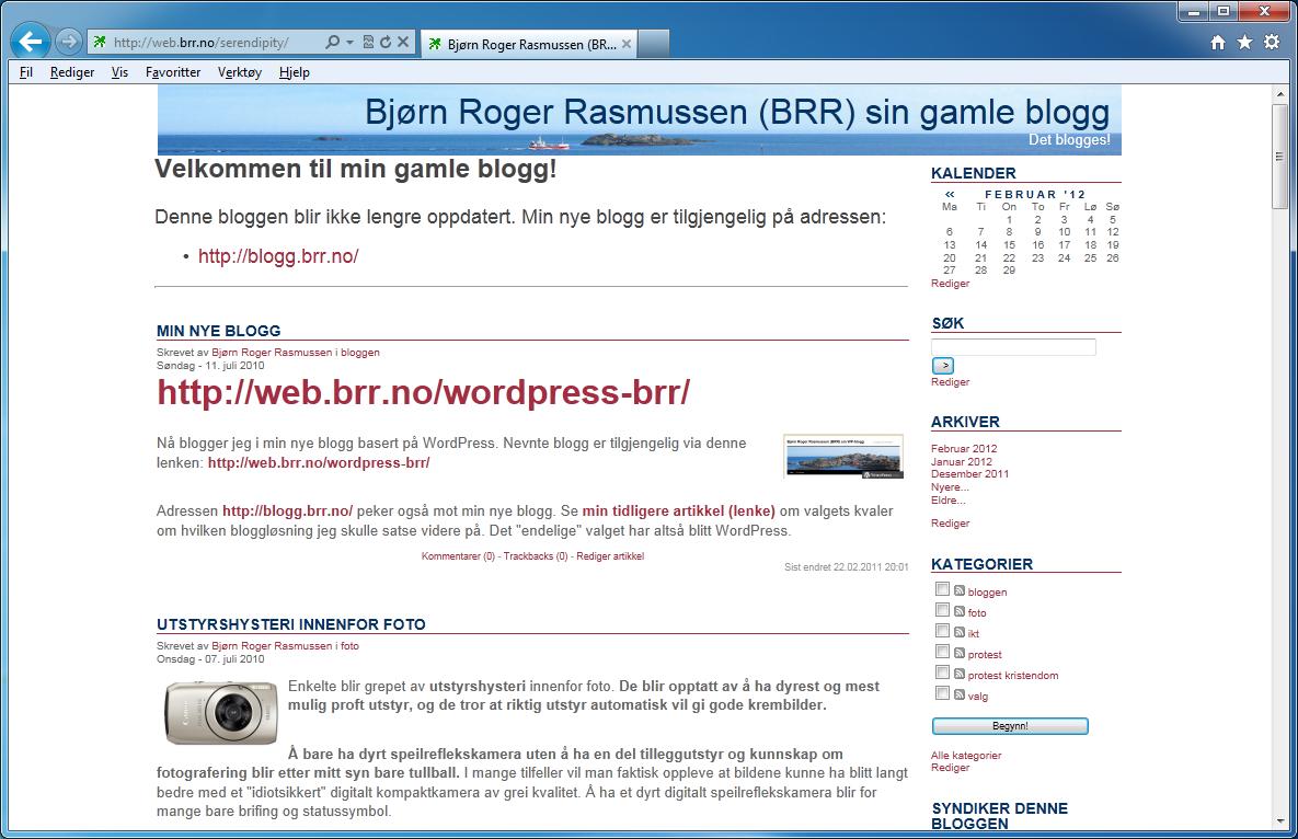 Kategori: IKT Blogg.brr.no