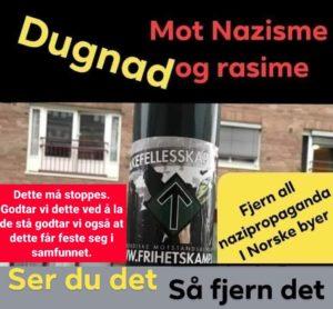 Dugnad mot nazisme og rasisme