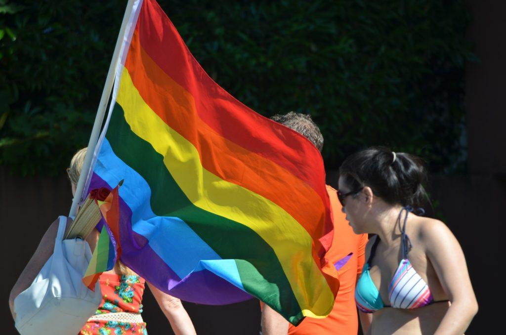 Regnbueflagget