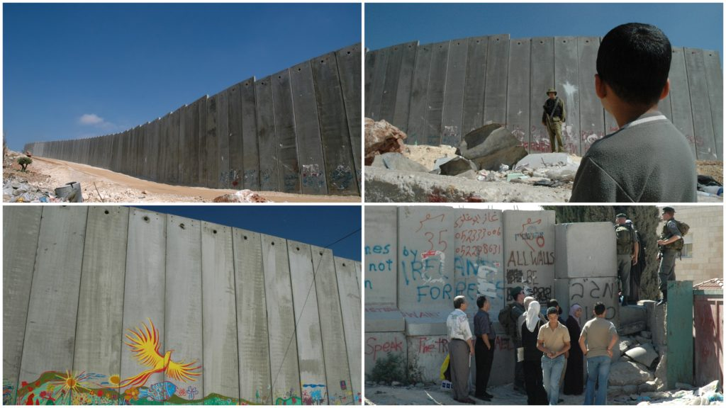 Muren på Vestbredden