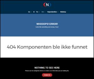 TV Visjon Norge 404