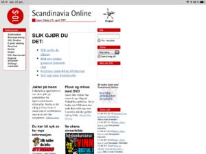 Sol (Scandinavia Online)