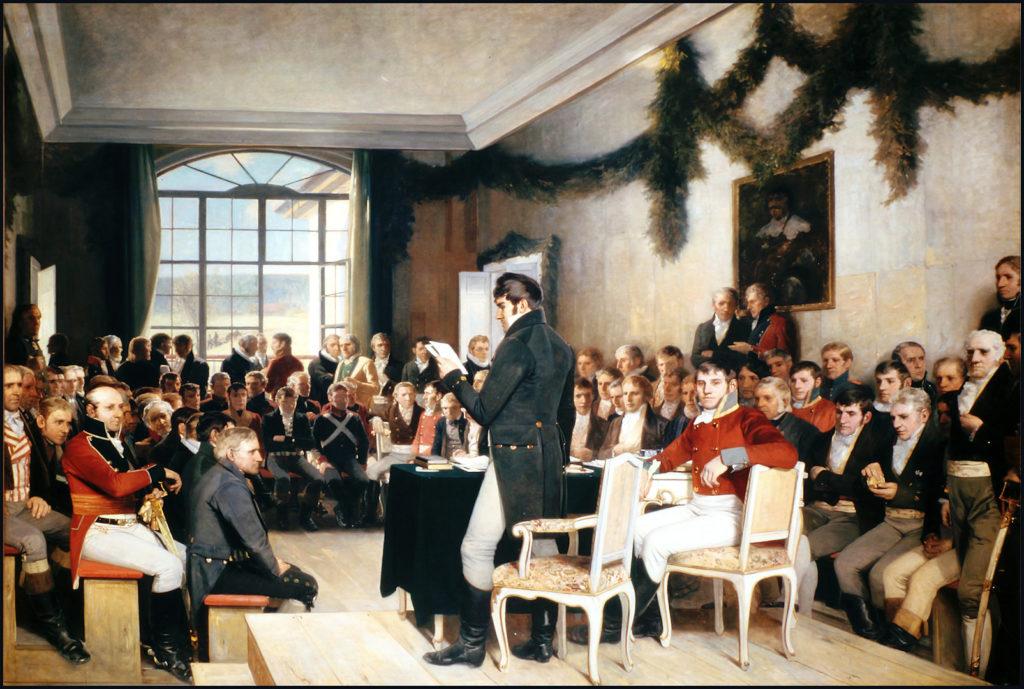 Eidsvold 1814