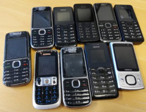 Nokia mobiltelefoner